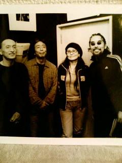 2/26(月)SHOOMY BAND LIVE @ 吉祥寺 Sometime