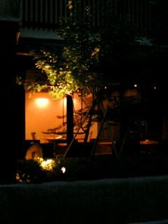 ライブの前に憩い空間を見つけた @なってるハウス