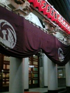 歌舞伎座のそばのそば