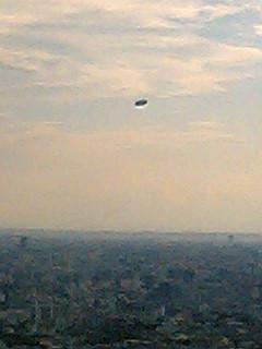 UFOではないですよ
