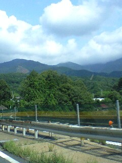 虎渓山〜梓川 長野へ