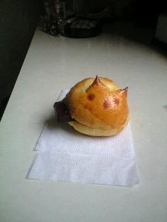 ラブリーとねこパン