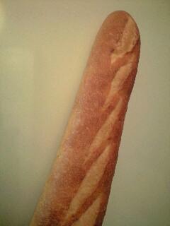 パン屋見つけた!