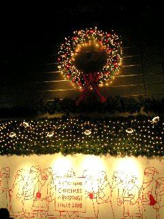 六本木ヒルズのドイツ風クリスマスマーケット