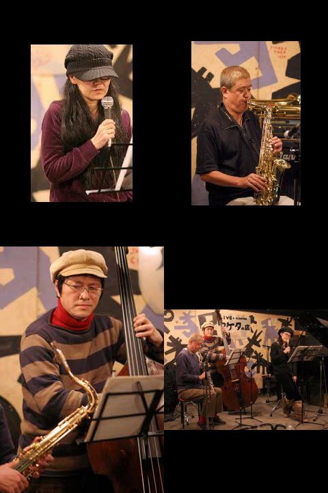 """4月1日(水)Shoomy""""Talvez"""" LIVE@なってるハウス"""