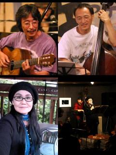 """5/23(土)""""夢Duo""""+1 LIVE@ Swan"""