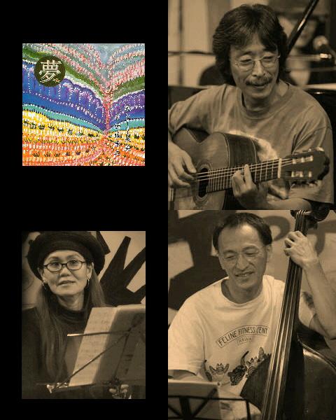 """6/21(日)""""夢Duo""""+1 LIVE@なってるハウス"""