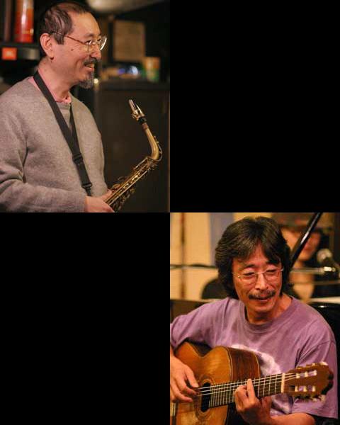 """7/29(水)Shoomy """"SOL""""&""""Shoomy Bossa nova""""LIVE @ なってるハウス"""