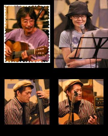 """8/9/Sun.中央線Bossa LIVE@国立""""奏"""""""