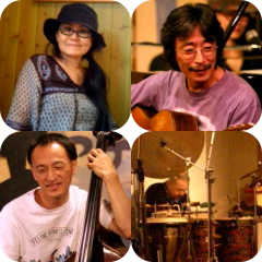 """8/14(Sat.)""""夢Duo+2"""" LIVE @入谷なってるハウス"""