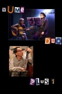 """明日 1/14(Fri.)""""夢Duo+1""""CD「ゆっくり夢見」発売記念LIVE @新所沢Swan"""