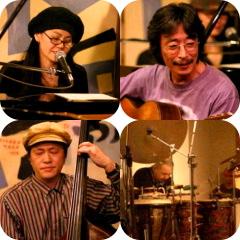 "1/24(Mon.)""Shoomy+加藤崇之+杉山茂生+岡部洋一"" LIVE@なってるハウス"