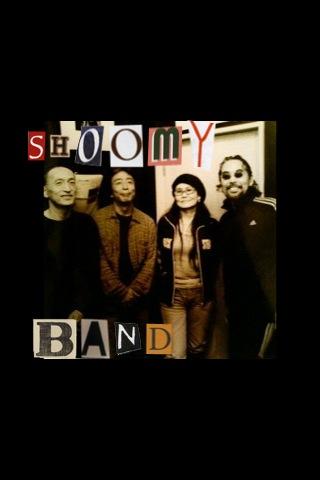 5/18(Wed.)SHOOMY BAND @吉祥寺SOMETIME