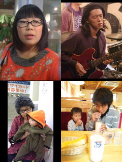 "5/25(Wed.)Shoomy secret→""未知と未来""子連れLIVE@なってるハウス"