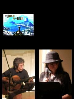 4/29(Sun.)Musica ao Vivo 夢Bossa @西荻窪Aparecida